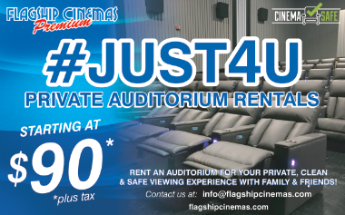 Just4U Auditorium Rentals
