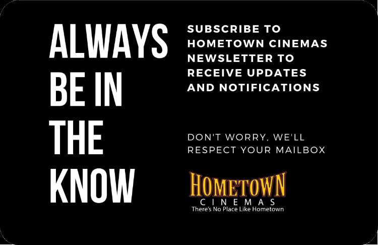 Newsletter Signup