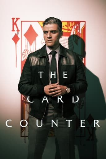 CARD COUNTER Poster