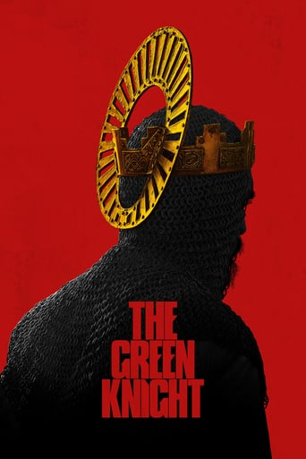 GREEN KNIGHT Poster