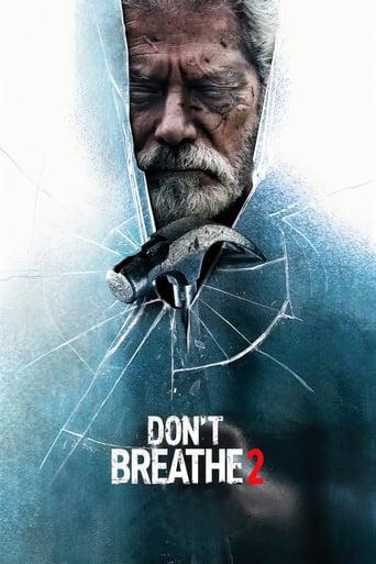 DONT BREATHE 2 Poster