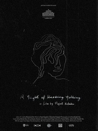 A Night of Knowing Nothing Poster