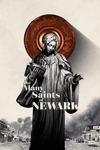 MANY SAINTS OF NEWARK Poster