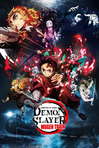 DEMON SLAYER (SUBTITLED) Poster