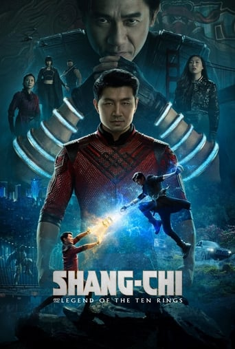 SHANG CHI AND THE LEGEND Poster