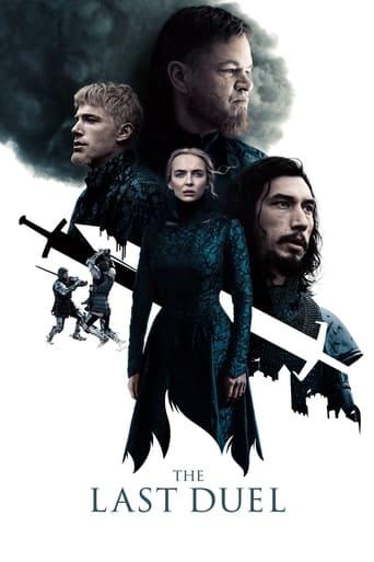 LAST DUEL Poster