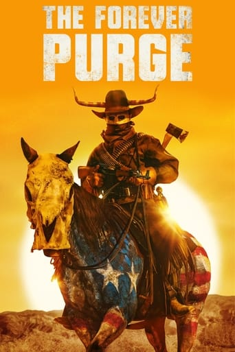FOREVER PURGE Poster