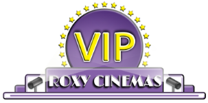 VIP Roxy Cinemas Logo