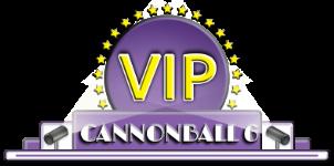 VIP Cannonball 6 Logo