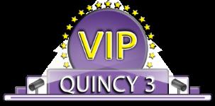 VIP Quincy 3 Logo